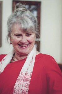 Devi Ma Saraswati, co-director of The Ashram Mt Eliza