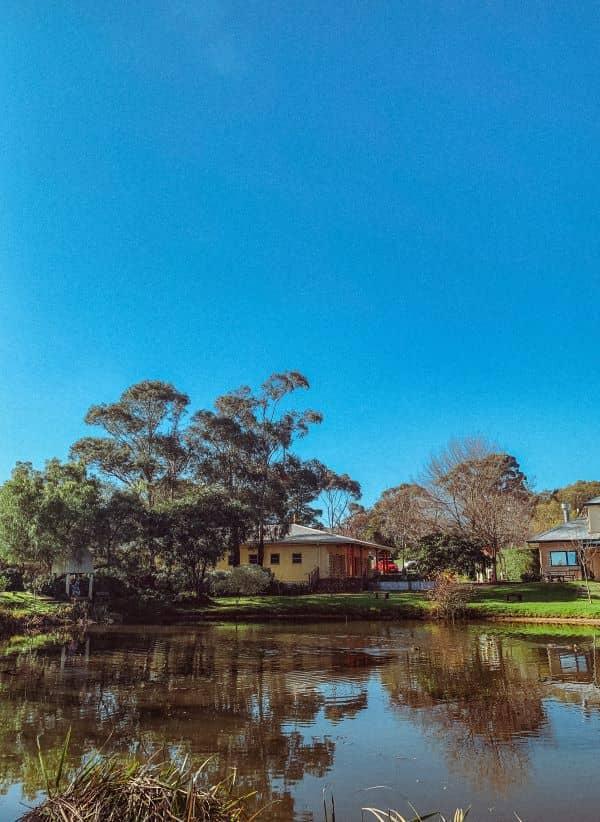 The Ashram Mt Eliza Meditation and Yoga School