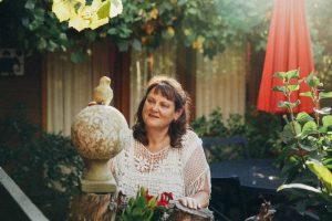 Ambika Julie Deitz, Mount Eliza Astrologer and long time devotee of Swami Shankarananda