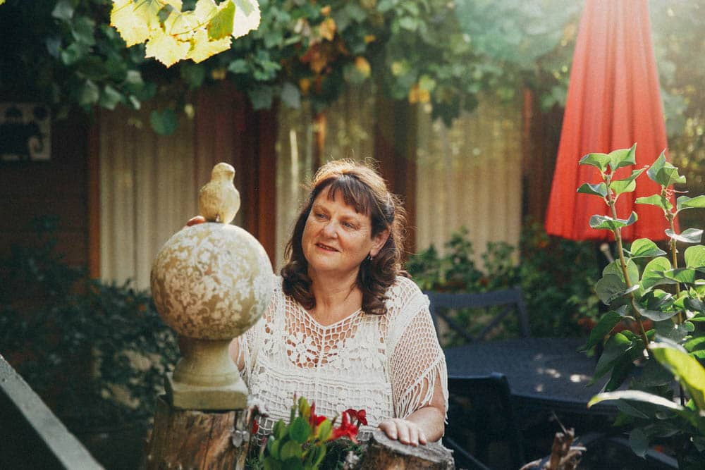 Ambika Julie Deitz, Mount Eliza Astrologer and long time devotee of Swami Shankarananda