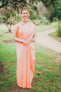 Swami Durgananda at The Ashram Mount Eliza